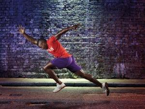 Harry Aikines Aryeety Nike Neon