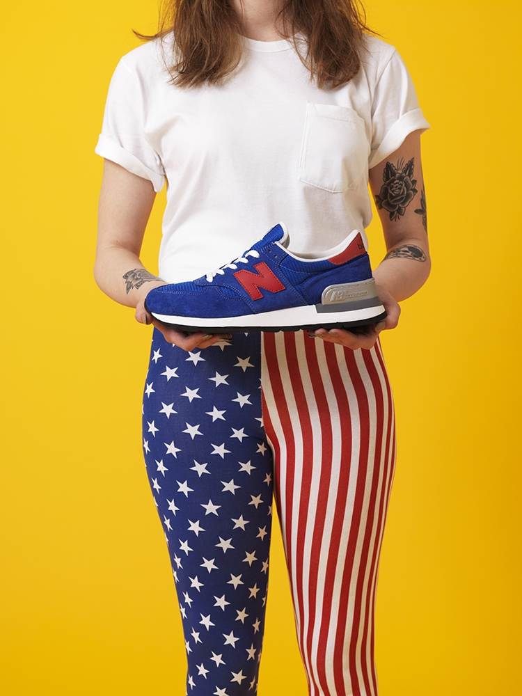 New Balance Journal number 3 photo by Dominic Marley