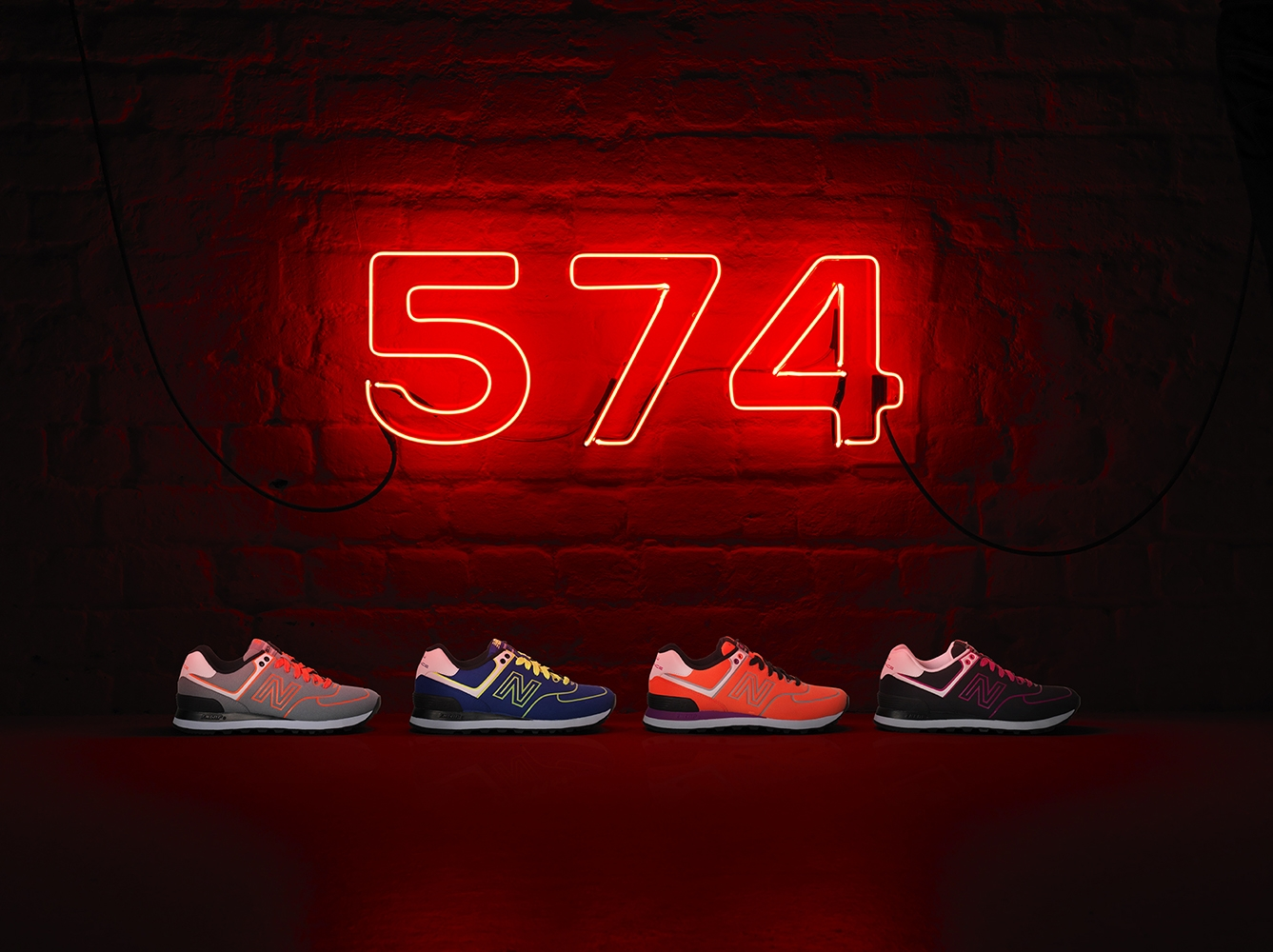 New Balance Journal number 4 photo by Dominic Marley