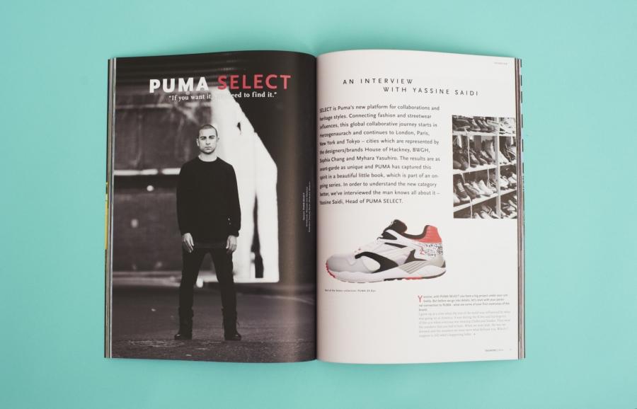 Yassine Saidi Puma Sneaker