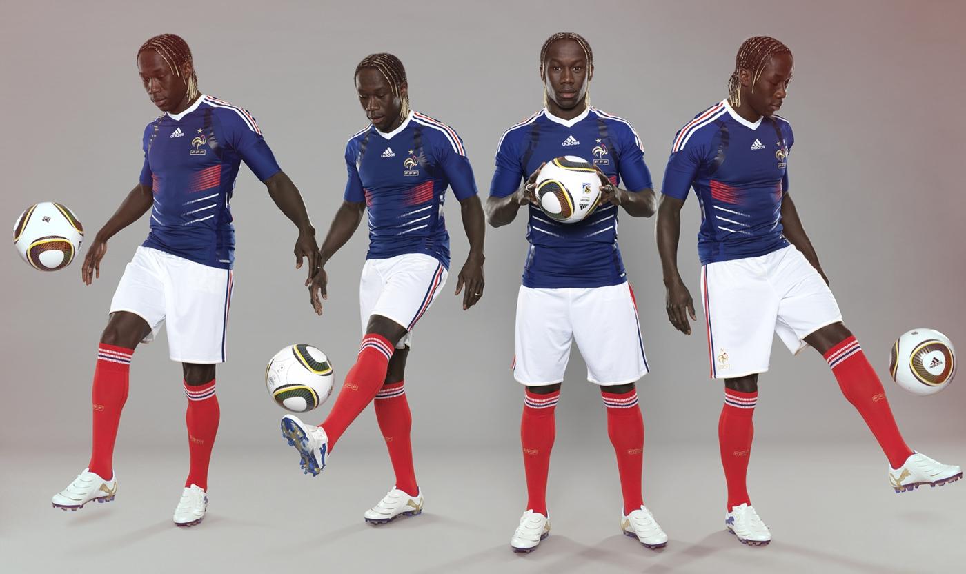 Bacary Sagna France Football