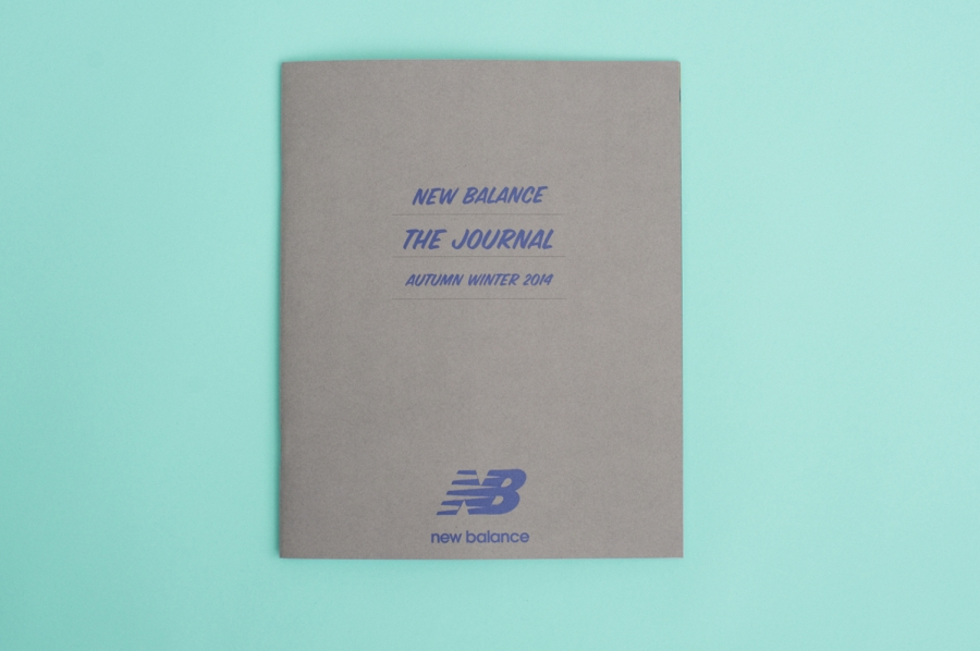 New Balance A/W 2014 Journal photography Dominic Marley