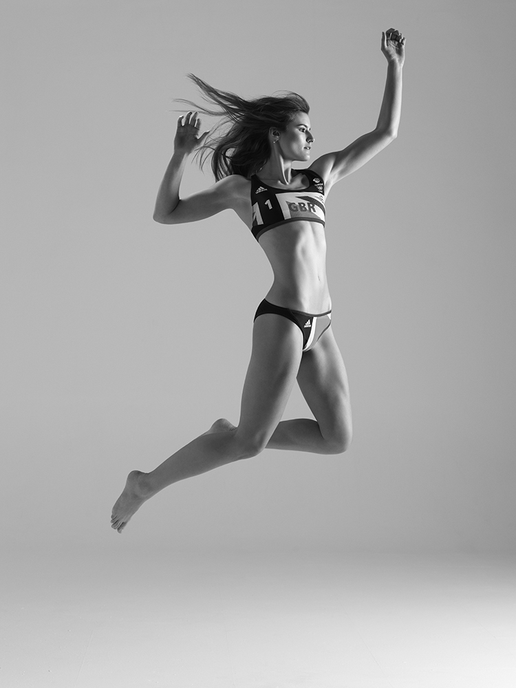 Zara Dampney by Dominic Marley