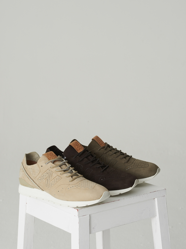 Dominic Marley New Balance Journal Deconstructed