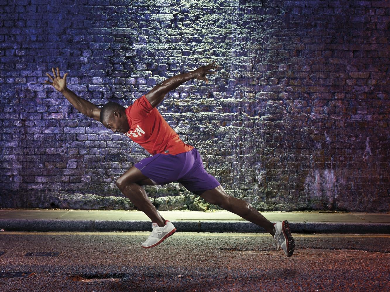 Harry Aikines-Aryeetey Dominic Marley Nike