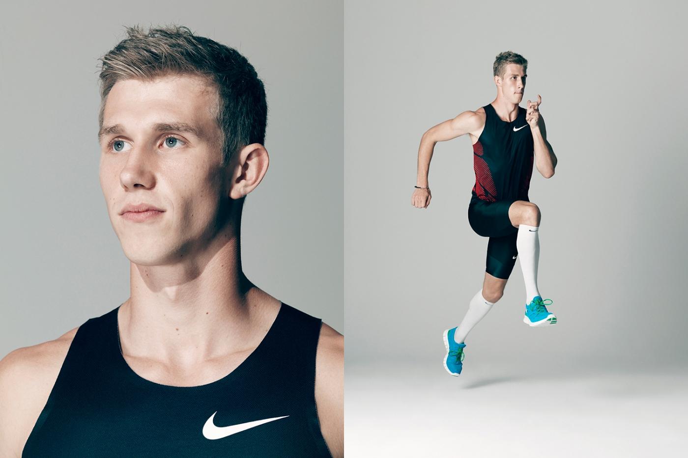 Jack Greene Dominic Marley Nike