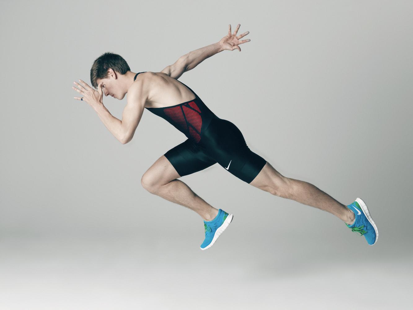 Lawrence Clarke Dominic Marley Nike
