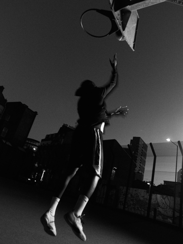 Dominic Marley photographs Joe Ikhinmwin