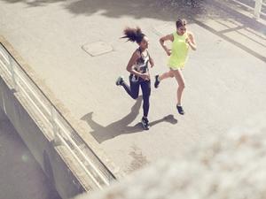 Dominic Marley Running