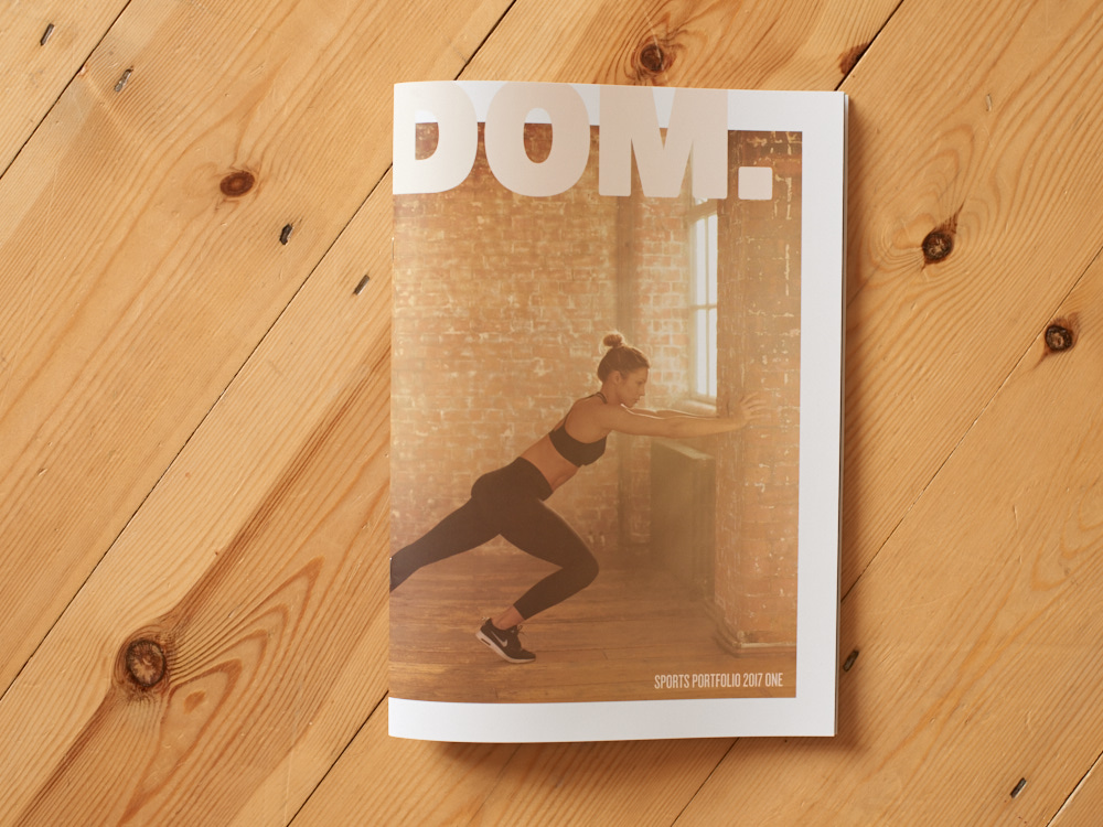 Dominic Marley Sports portfolio magazine 01