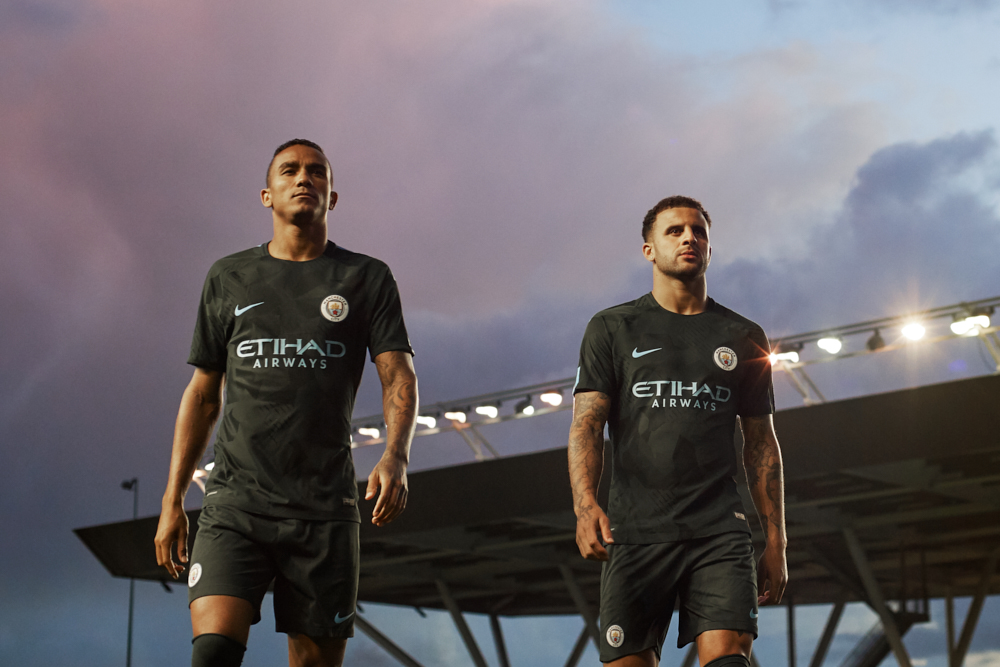 Nike Man City Dominic Marley