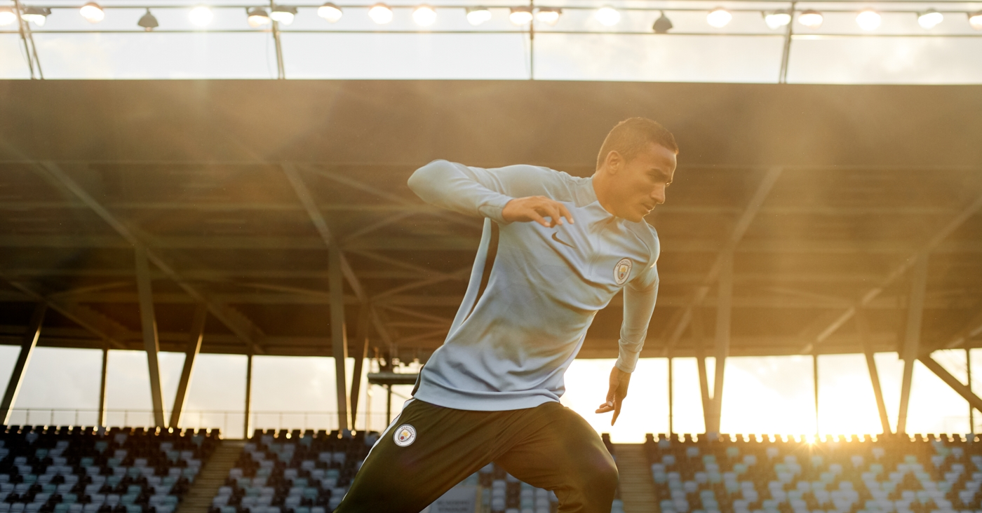 Nike Manchester City Dominic Marley