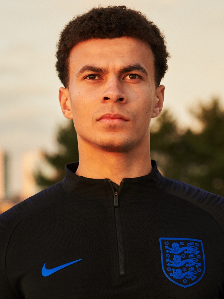 Dominic Marley Nike Play England Dele Alli