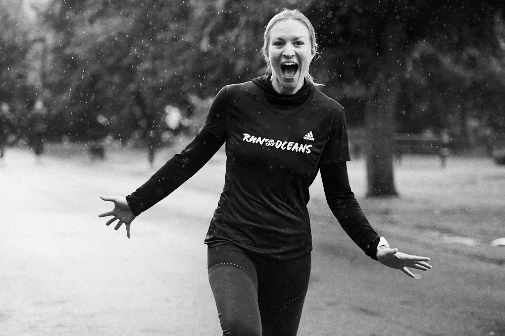 Dominic Marley Adidas Run For The Oceans