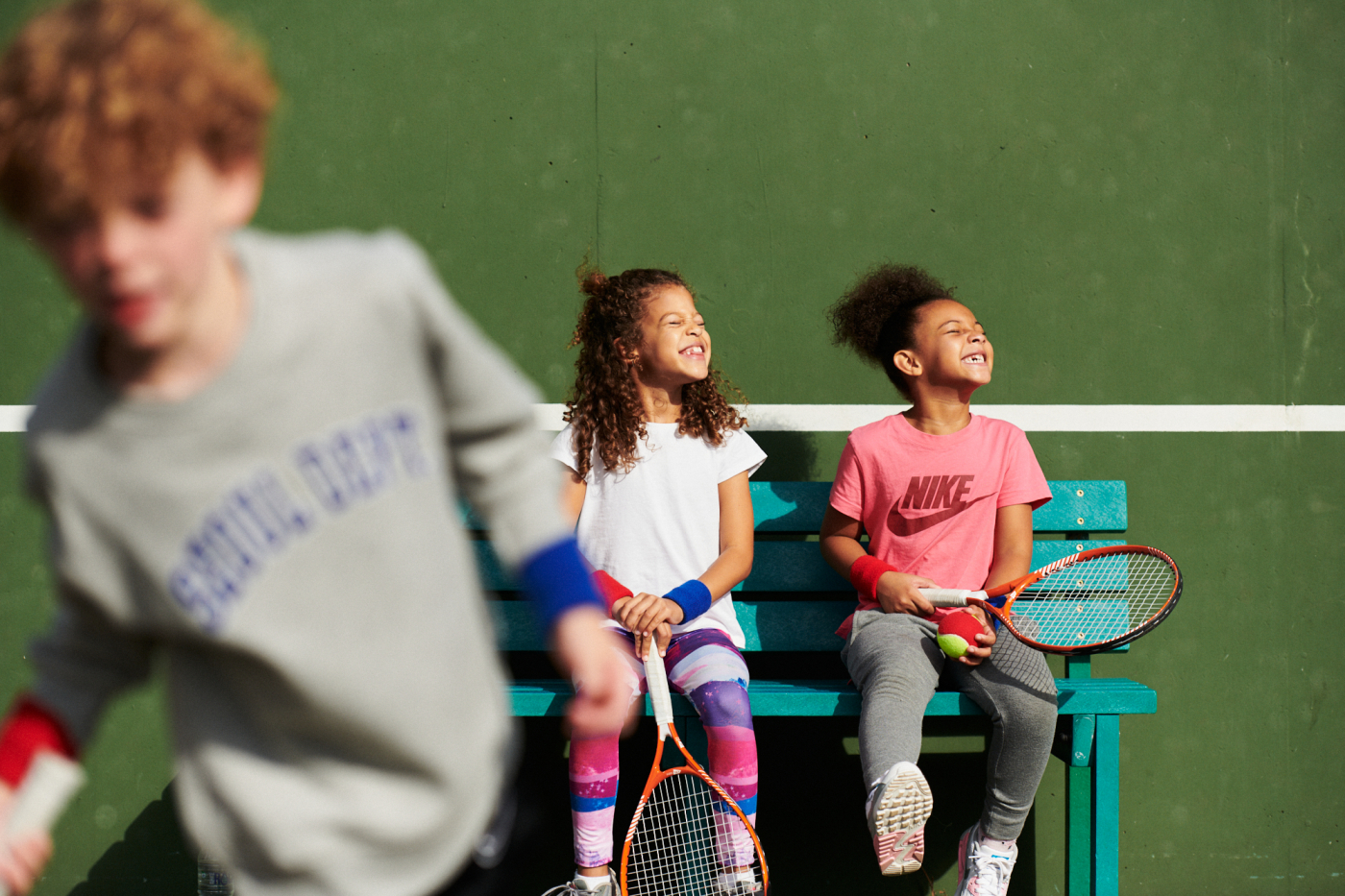 Dominic Marley Lawn tennis Association campaign